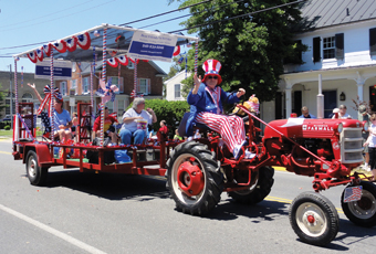 Pride of Purcellville's 4th of July Parade (Courtesy of Scott Crawford)