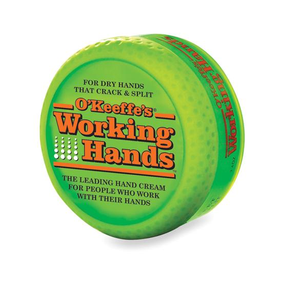 O'Keeffe's® Working Hands™ 3.4-Ounce Hand Cream