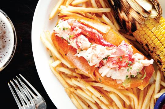 Best Of Nova 2014 Lobster Roll