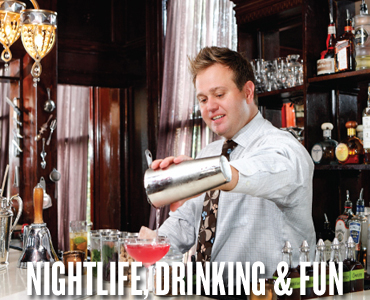 nightlife, drinking & fun