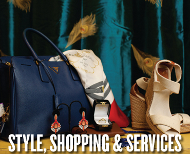 style, shopping & services