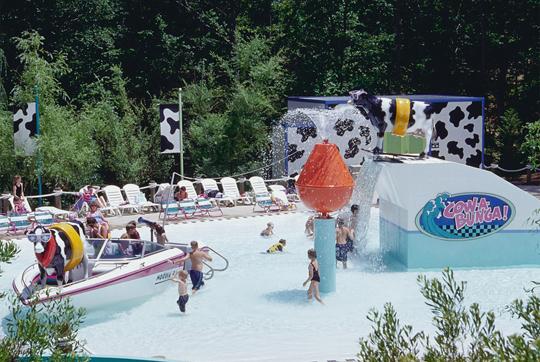 Amusement Parks Busch Gardens