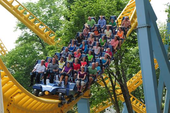 Amusement Parks Hershey Park