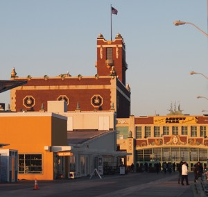 Paramount Theater and Convention Center.