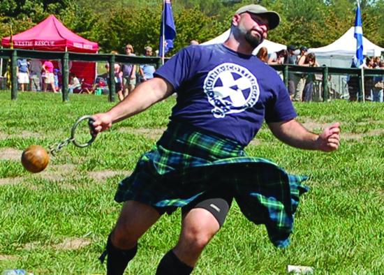The Virginia Scottish Games