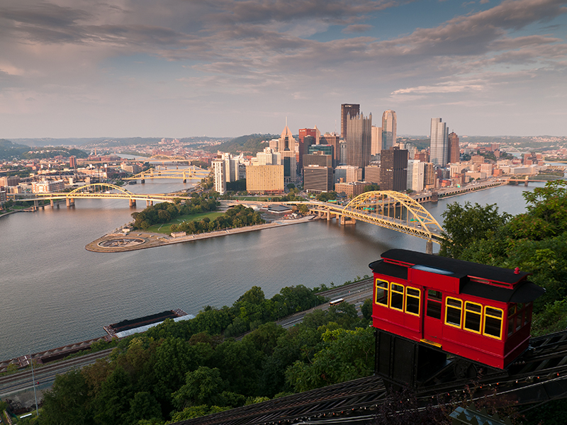 2016 weekend getaways pittsburgh pennsylvania for Weekend trips from pittsburgh