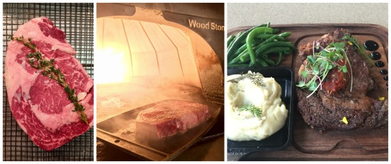 Steak at WK Hearth / Photos Courtesy of WK Hearth