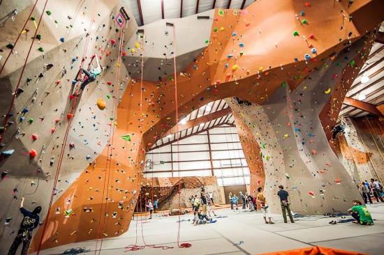 Vertical Rock Indoor Climbing Center